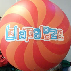 Advertising Balloons - Blimps